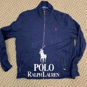 Polo Ralph Lauren Men's Estate Rip Full-Zip Jacket